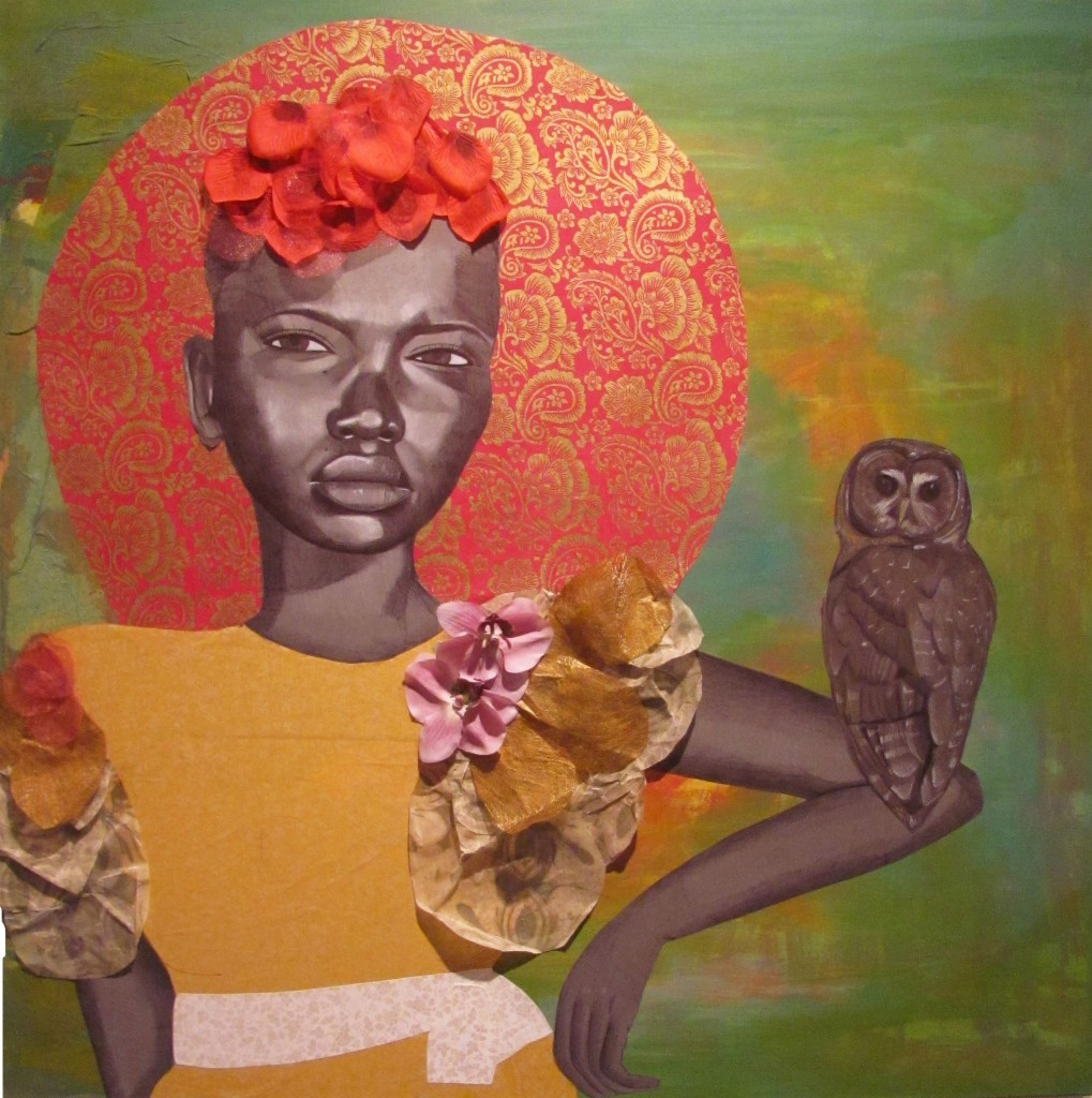"Jamea Richmond Edwards ""Baby Owl"""